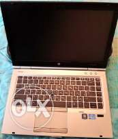 HP Professional Laptops - Intel Core i7 - Ram 8gb - Finger Print -Win7