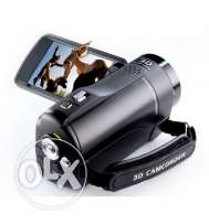 3D Full HD Camcorder