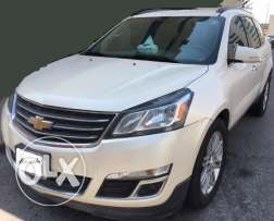 Chevrolet Traverse Model 2013 LT (Company Maintained)