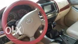 Toyota prado for sell full option manual transmissinon vx