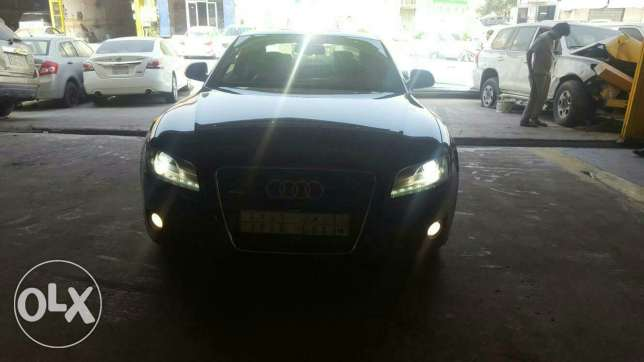 Very clean audi a5 coupe for sale الرياض -  2