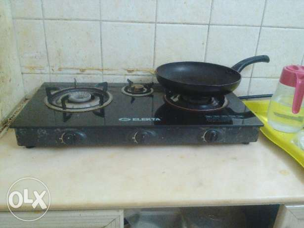 Referigerator and Stove for Sale