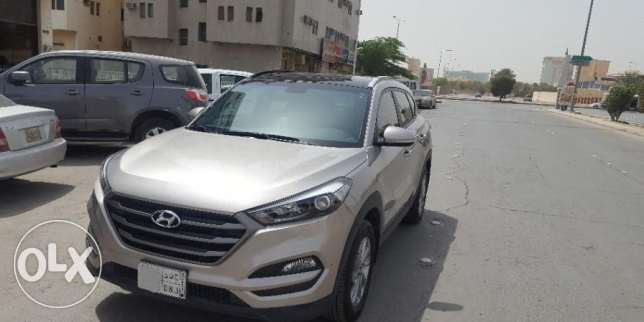 Hyundai Tucson 2016 Panoramic