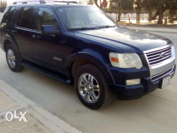 Ford Expolorer for sale near exit 30,Hay Al-Nahda, khurais road,Riyadh