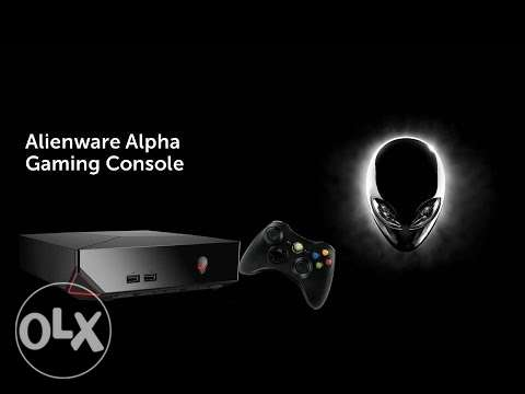 Alienware alpha base i5,6MCash,2TB,8GBRAM,NGeforce GTX2GDBR5. جدة -  3
