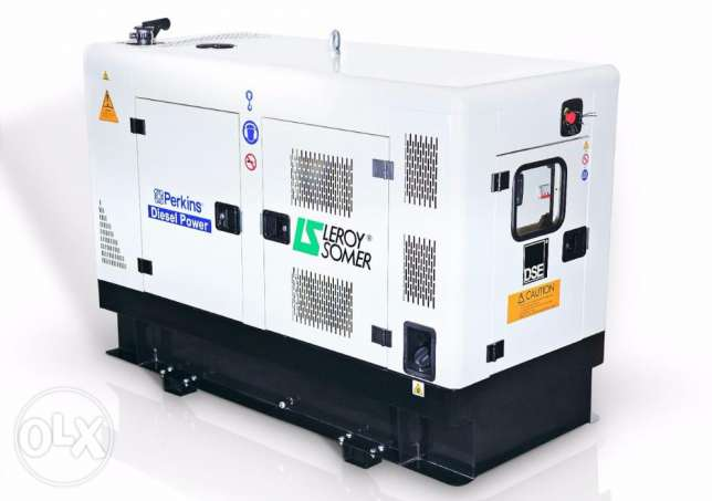Perkins UK Diesel Generator Original 100%