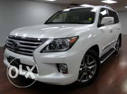 For Sale: 2014 LX 570
