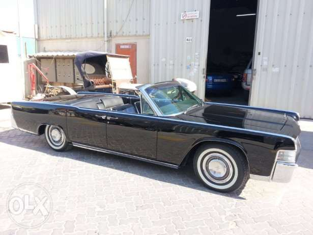Classic Lincoln Continental 1965 الدلم -  1