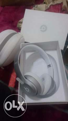 beats solo wireless heatset (special edition silver) الرياض -  2