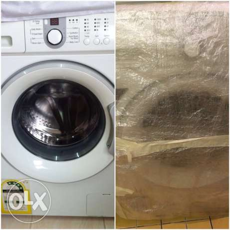 washer - Samsung new جدة -  1