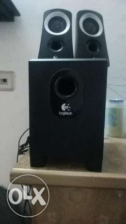 Brand new Logitec Sorround Speakers for sale