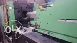 Pet preform plastic injection molding machine