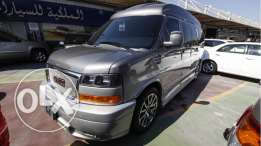 GMC Savanna explorer limited se