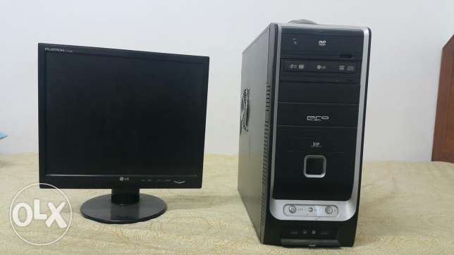 LG cpu and pc for sale