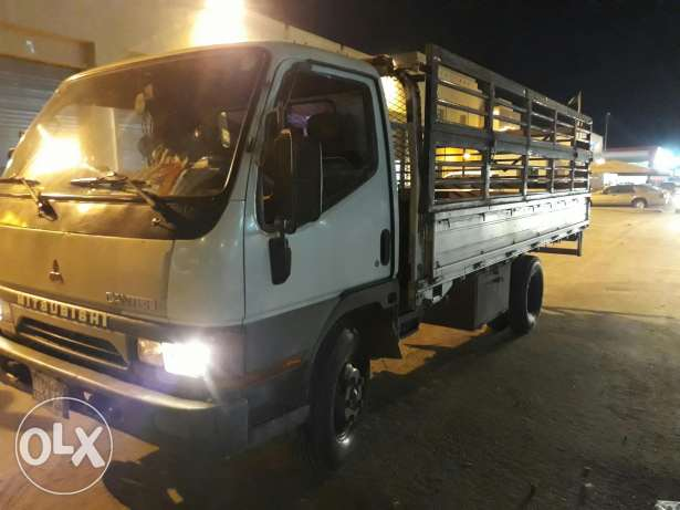 Mitsubishi canter 2004 is good condition enjhan gair is very good