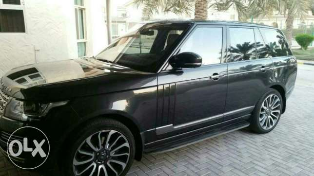 Range Rover Vogue Model 2015 L405 V8 5.0 الرياض -  1