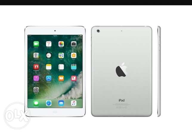 Ipad Mini 2 with face time and retina display