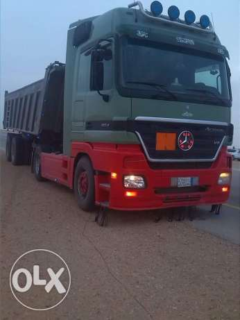 Very good condition and new truck سكاكا -  1