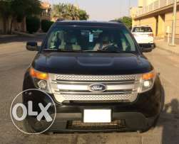 Ford Explorer, 2016, 32000 KM, Very neatly maintained,GPS, DVD