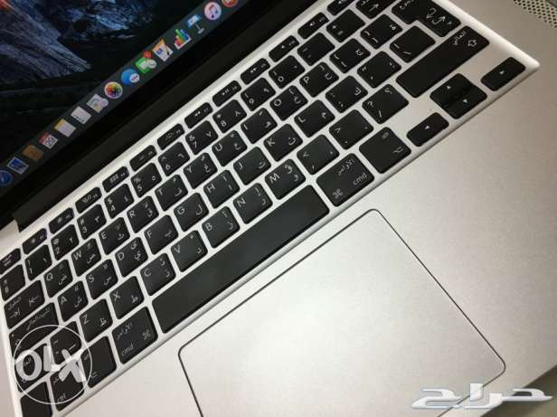 MACBOOK Air -Intel Core i5 - Ram 4GB - SSD 128 GB - 13 Inches* HD CAM الرياض -  3
