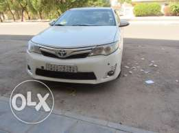 toyota camery 2014 full option