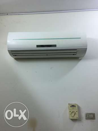 Samsung Saplit ac 24000 Btu tow Ton very good candition