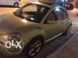 Good Condition Volkswagen Beetle Turbo2.0 Automatic for Sale