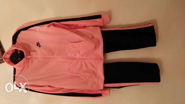 NIKE Original New Lady Tracksuit with Tags XL Size