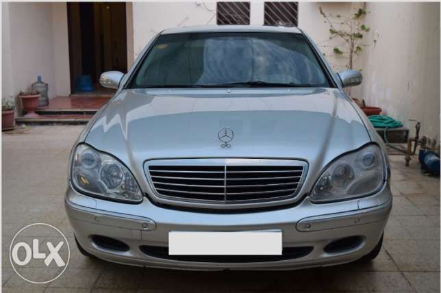 Mercedes Benz - S-Class 2000 For sale. بحالة جيدة