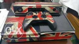 Xbox one 500gb with 1controller+Kinect+bag only SR1500 EXCELLENT Cond.