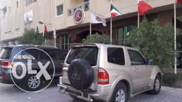 3 Doors Pajero (4x4) Full Option
