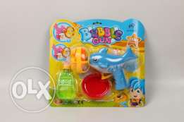 Bubble Toy Gun
