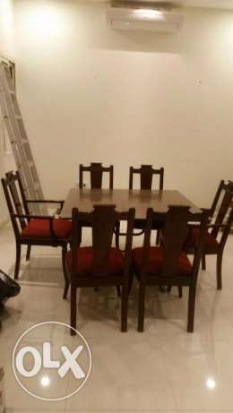tabel + 6 chairs الرياض -  2
