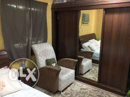 Bedroom set, urgent 650 sar
