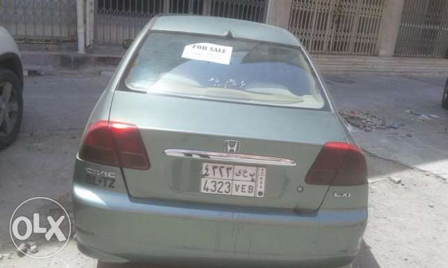 Honda Civic XLI Model (2003)
