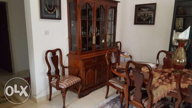 Dining Table Cupboard Buffet Cabinet