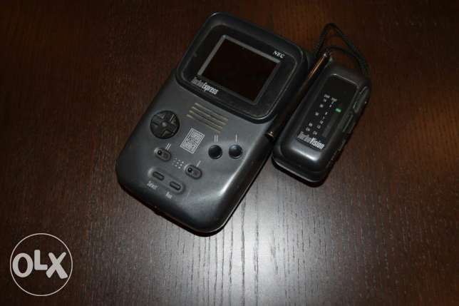 Turbo express for sale: Rare collectible handheld game system with TV
