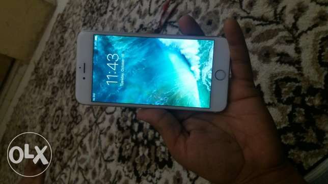 Iphone 6 plus gold 16 gb with all accessries الرياض -  2