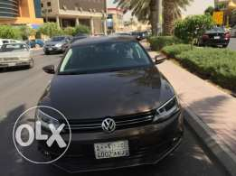 Volkswagen Jetta 2014 Full option