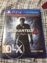 uncharted 4 for trade with another ps4 games