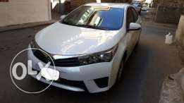 Toyoto Corolla White ,doctor used - jeddah, taif