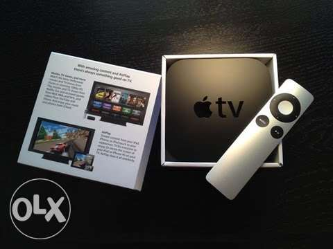 Apple TV 3rd G