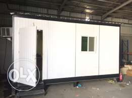PortaCabin Office and PortaCabin W/C for Sale