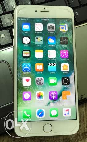 للبيع iPhone 6 Plus 64GB with FACETIME