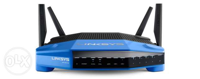 Linksys wrt1900 Internet Router