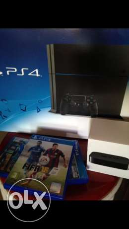 play station 4 brand new