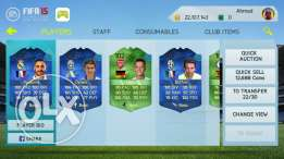 Fifa 15 new season account