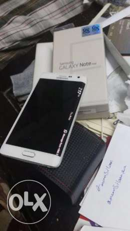 Note edge for sell
