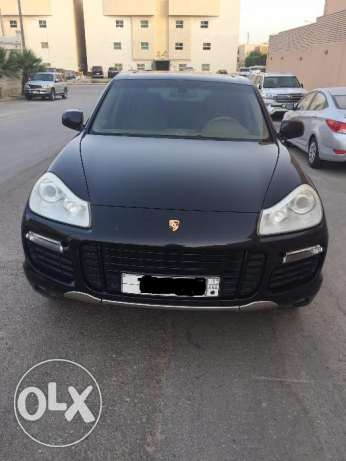 Black Porsche Cayenne GTS for sale