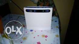 Mobily 4G router good working